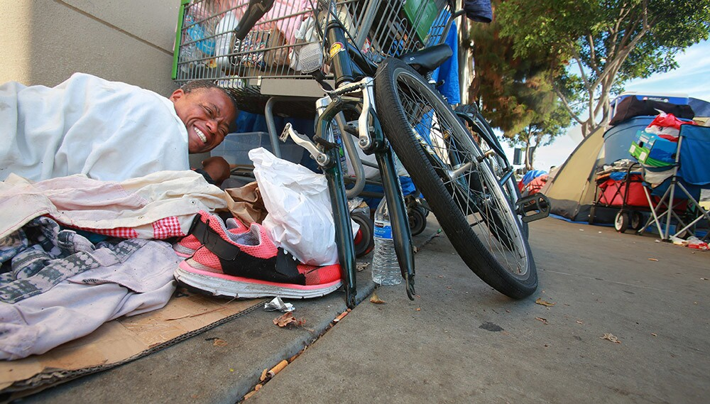 San Diego is failing its homeless