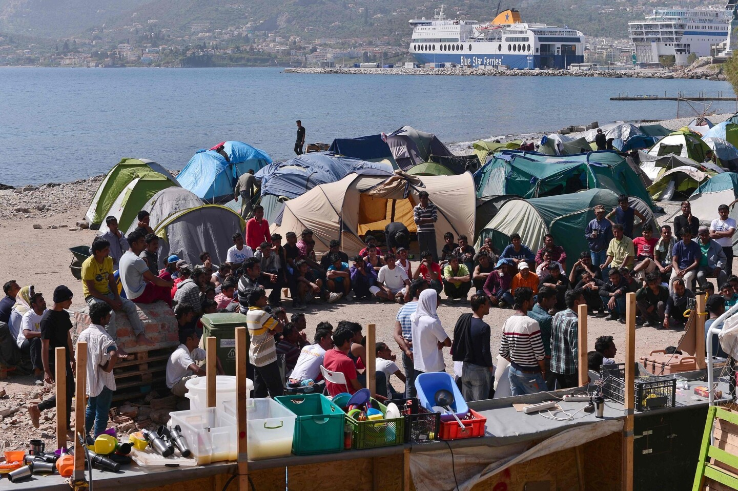 Pope Francis to visit Lesbos, Greece, amid refugee crisis