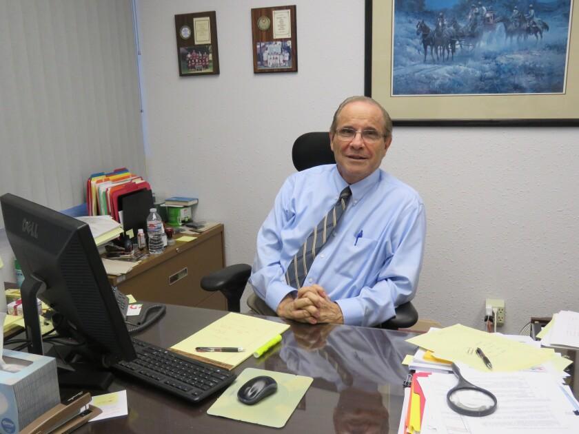 City Clerk Michael Dalla