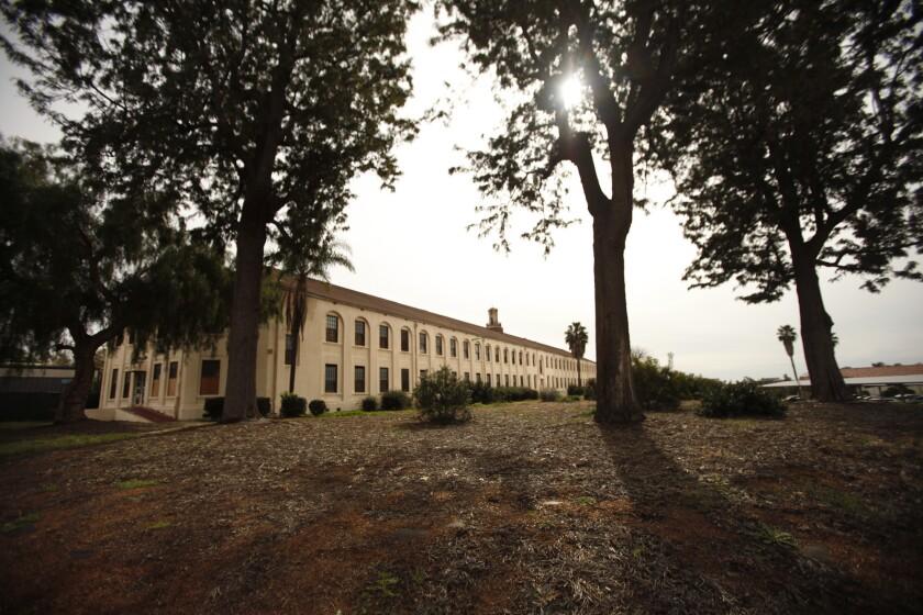 Underused federal buildings