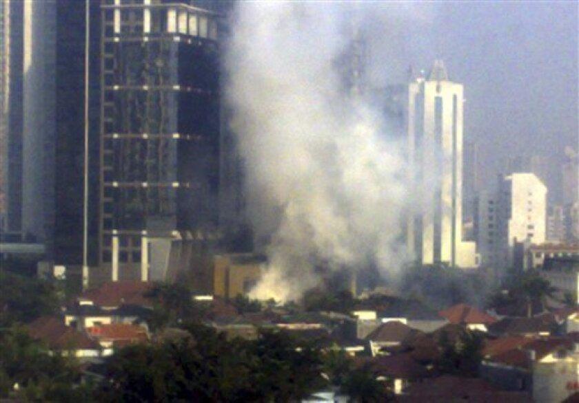 Analysis Jakarta Blasts Show Hotel Weaknesses The San Diego Union Tribune