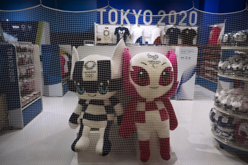 Tokyo 2020 No Customers