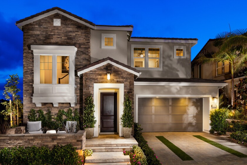 The Ridge at Robertson Ranch opens in Spring from Toll Brothers. The homes start at the low $800,000s