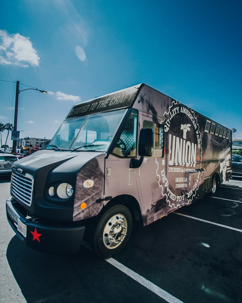 Union Kitchen & Catering food truck