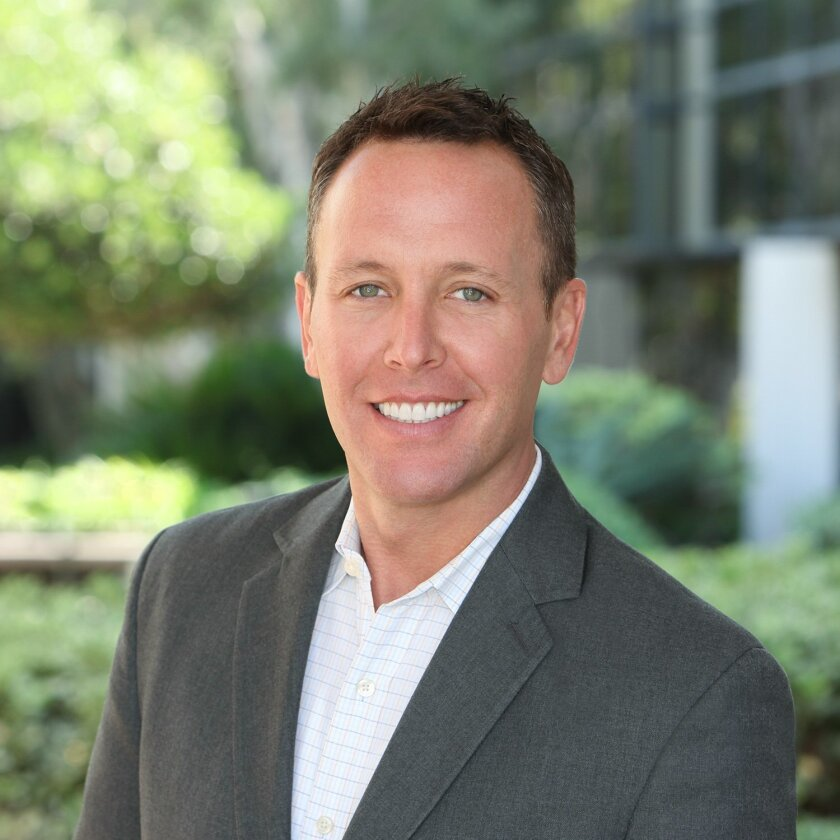 Jason Anderson, president of CleanTECH San Diego