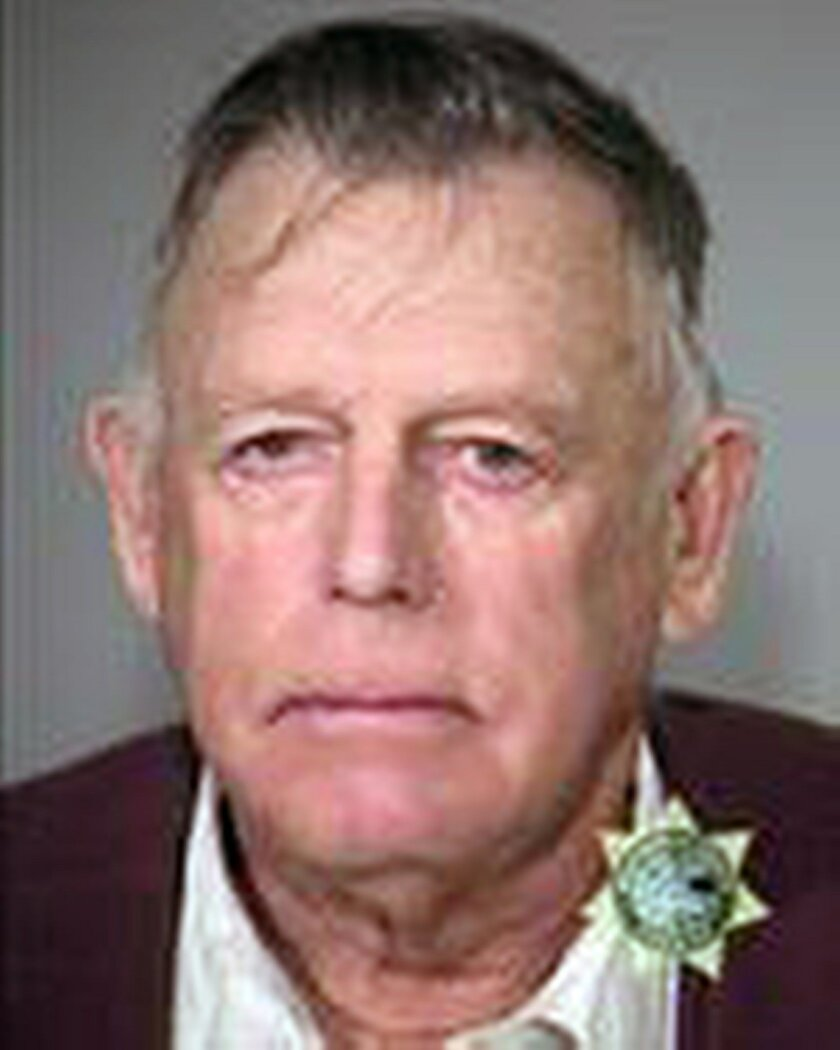 This Wednesday, Feb. 10, 2016 booking photo provided by the Multnomah County, Ore., Sheriff''s office shows Nevada rancher Cliven Bundy. Bundy, the father of the jailed leader of the Oregon refuge occupation, and who was the center of a standoff with federal officials in Nevada in 2014, was arreste