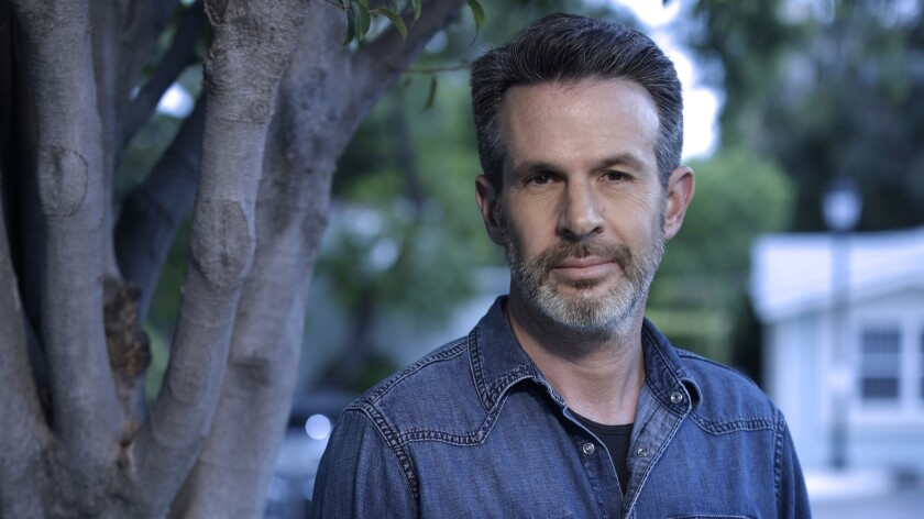CENTURY CITY, CA -- MAY 15, 2019: Producer and screenwriter Simon Kinberg will make his directorial
