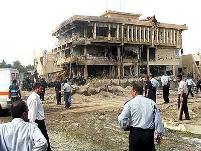 Nasiriyah Bombing