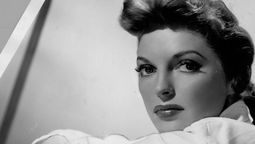 Julie London in 1956.