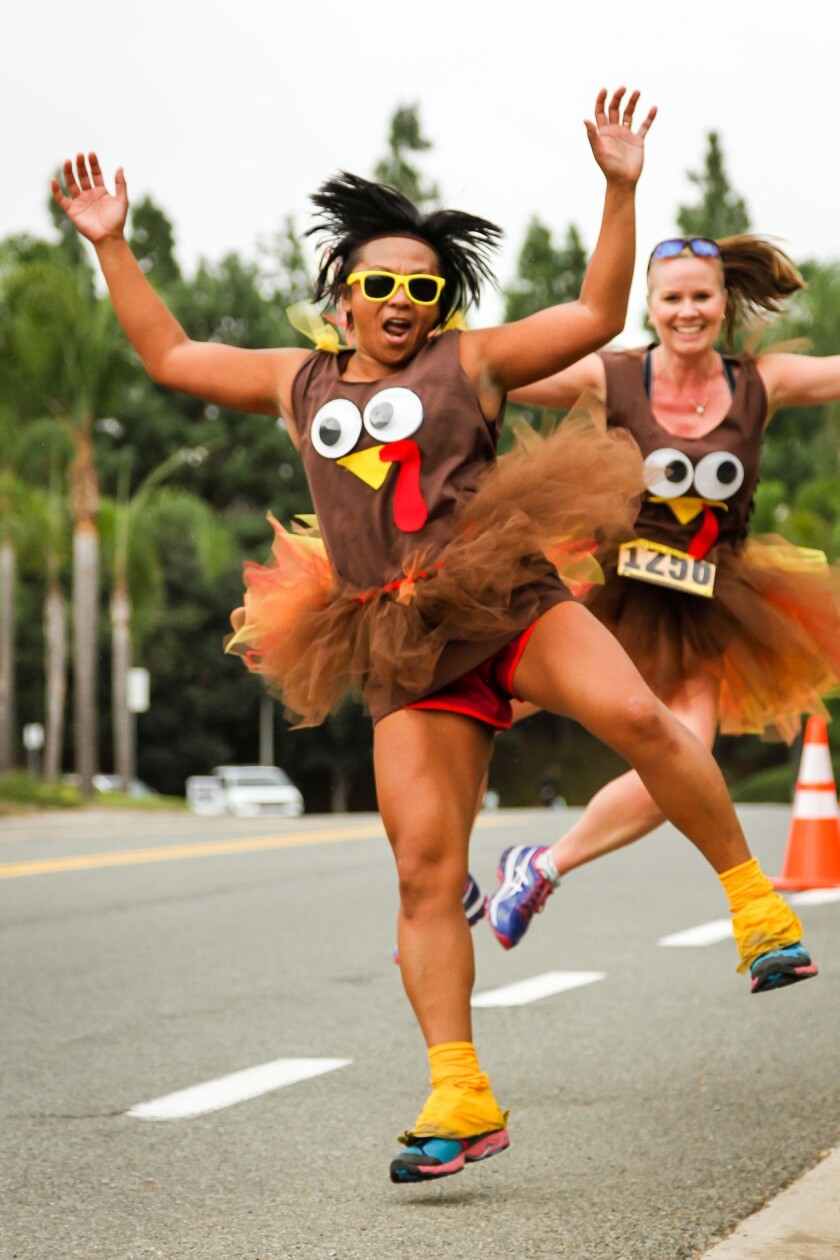 South Bay Turkey Trot & Food Drive