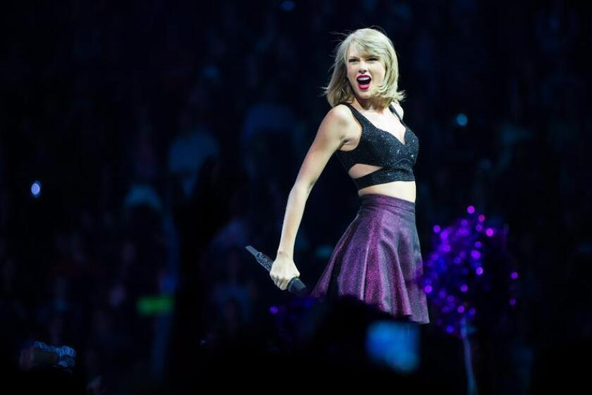 """Taylor Swift ficha por el concurso televisivo """"The Voice"""" como mentora"""