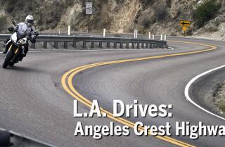 L.A. Drives: Angeles Crest Highway