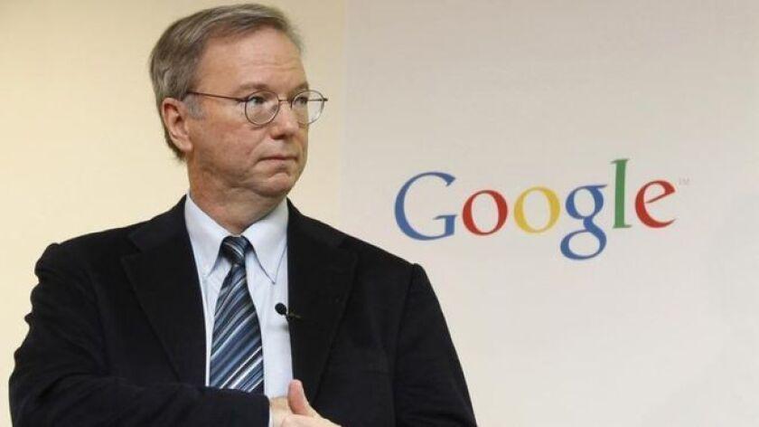 """Google perderá a partir de enero a uno de sus cerebros y """"capos"""" legendarios, al menos al frente de Alphabet, la empresa matriz detrás del gigante de internet."""