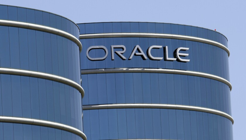 Oracle has denied the Labor Department's allegations.