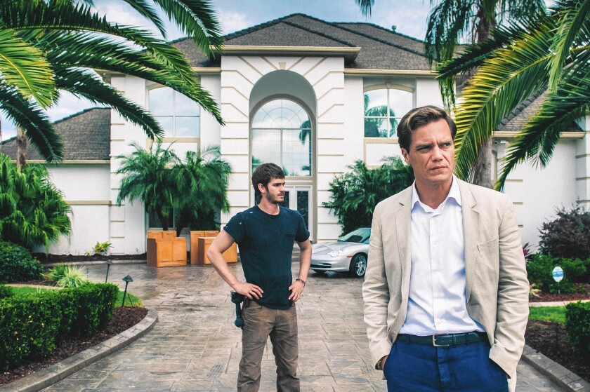 Review: Intense Michael Shannon puts dramatic human face on foreclosure crisis in '99 Homes'