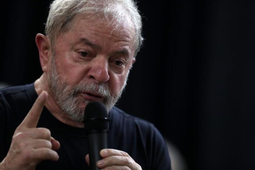 Leaks raise questions about case that sent Brazil's Lula to jail