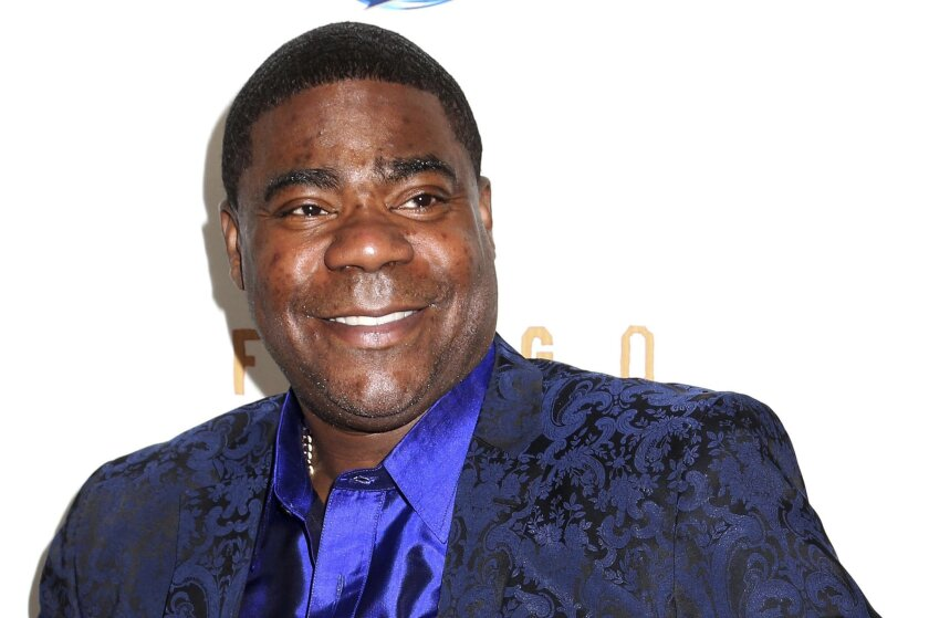 "FILE - In this April 9, 2014 file photo, actor Tracy Morgan attends the FX Networks Upfront premiere screening of ""Fargo"" at the SVA Theater in New York. Actor-comedian Morgan has settled his lawsuit against Wal-Mart over a New Jersey highway crash that killed one man and left Morgan and two friends seriously injured. A filing in federal court in Newark on Wednesday, May 27, 2015, refers to a confidential settlement reached by the two sides. (Photo by Greg Allen/Invision/AP, File)"