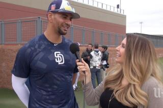 Catching up with Padres pitcher Tyson Ross