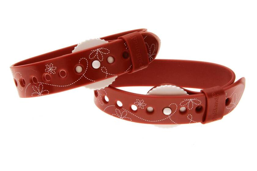 Psi bands are acupressure wristbands combine style with nausea relief. They were designed by two moms who wanted to combat morning sickness without medication.