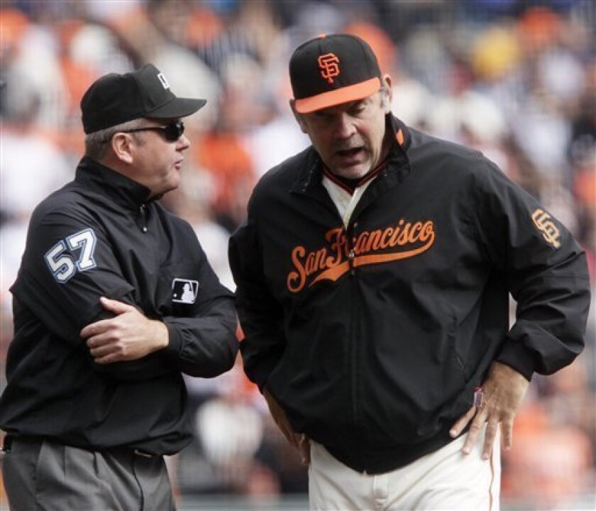 Giants beat Padres 3-0 to win NL West - The San Diego Union