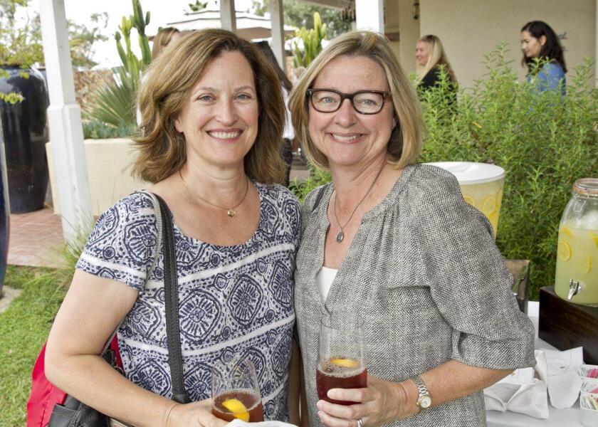 Carol Weston, Alison Mann