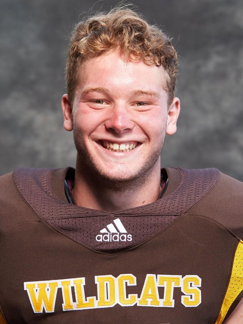 Kiah Reid, El Camino high school football