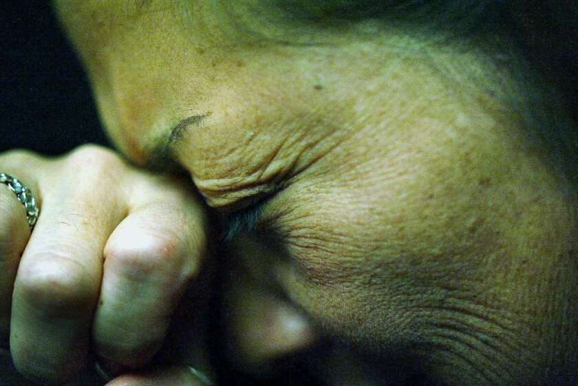 Women get more migraine headaches at the start of menopause, a study says.