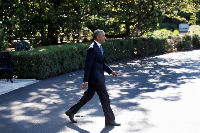 El presidente, Barack Obama, reveló hoy en Ottawa que ha invitado a su homólogo mexicano, Enrique Peña Nieto, a visitar Washington antes de que abandone la Casa Blanca en enero de 2017.