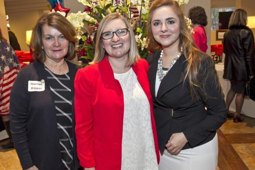 Harriet Kipper, Zesty Harper, Janette Diaz
