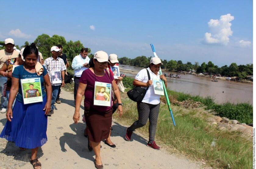 La Caravana de Madres Migrantes, que busca a sus hijos desaparecidos en México, concluyó este sábado su recorrido de 18 días por el País.