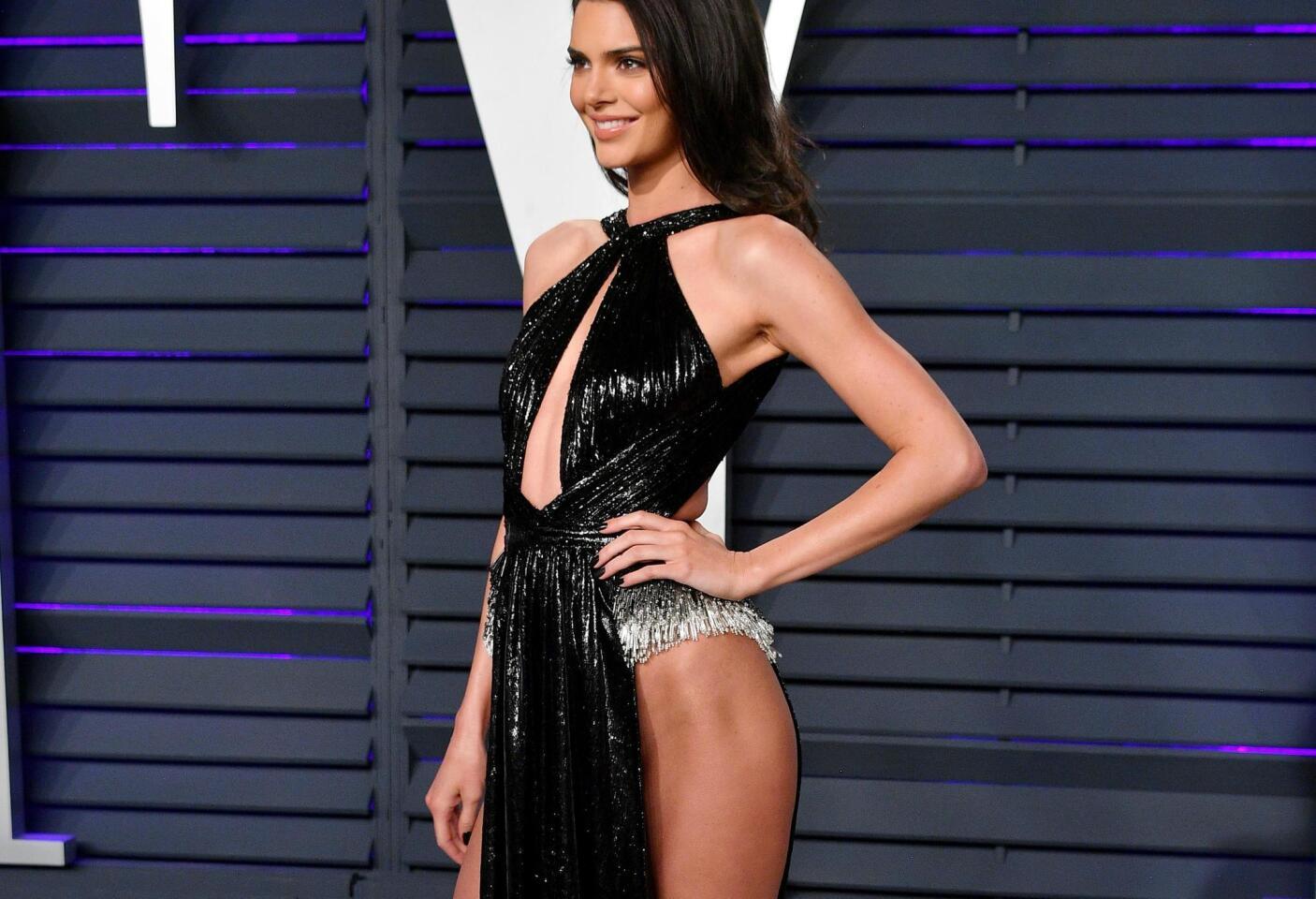 Kendall Jenner y su atrevido diseño que encendió las redes