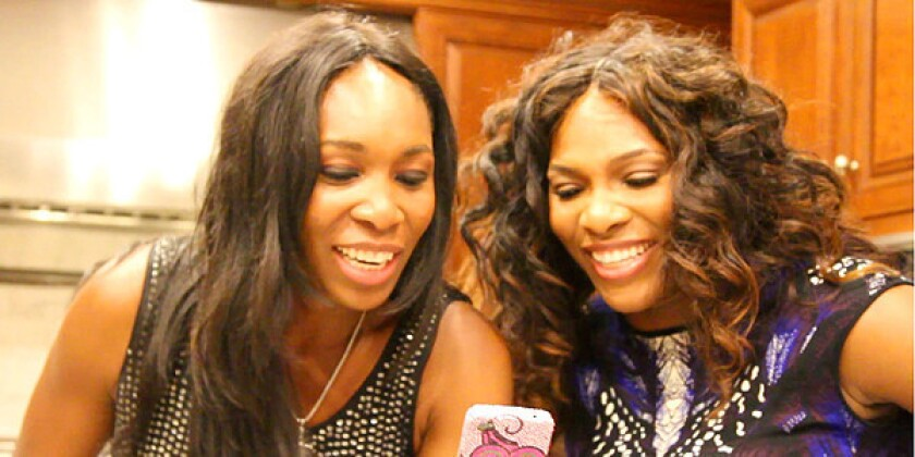 'Venus and Serena' screens in Toronto without sisters