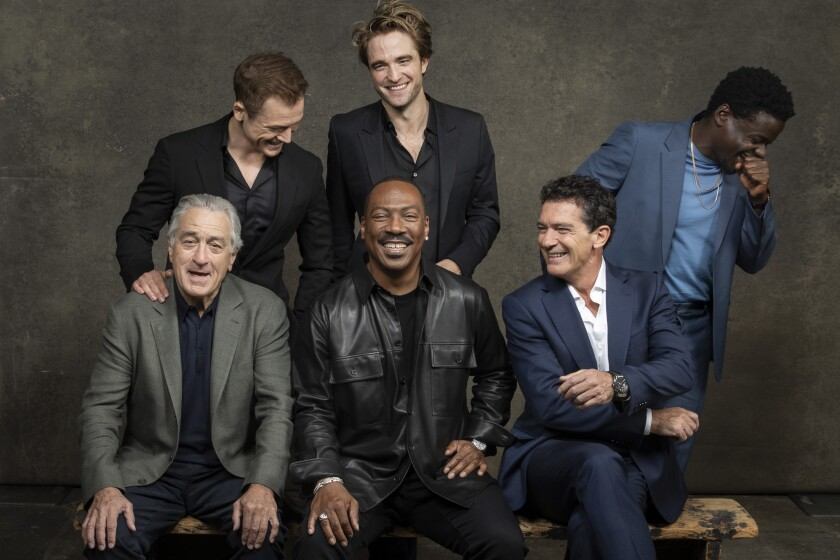 Actors at the 2019 Envelope Roundtable
