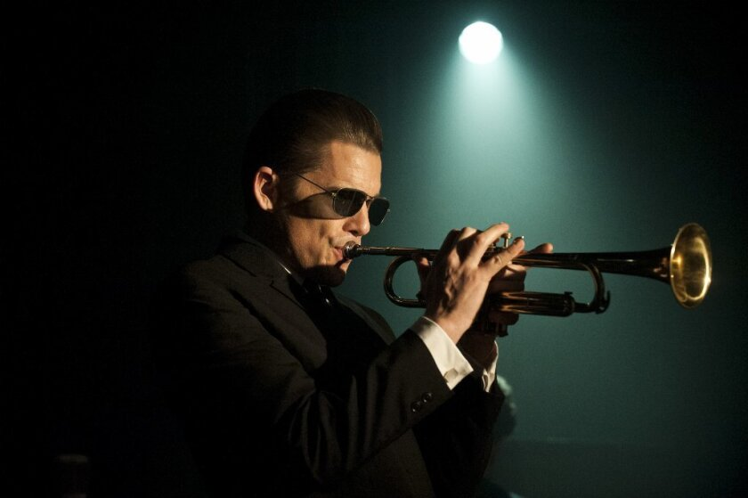 """Ethan Hawke in """"Born to Be Blue"""""""