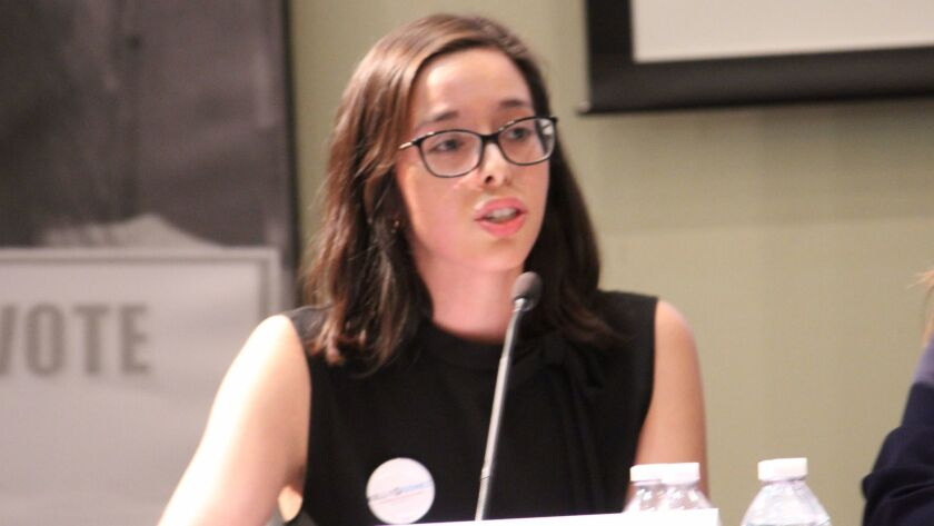 Kelly Gonez is running to represent the East Valley with the support of charter advocates.