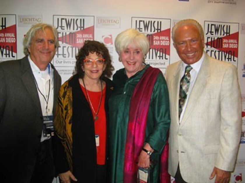 JewishFilmFestParty-Carnicks-Joyce-Craig