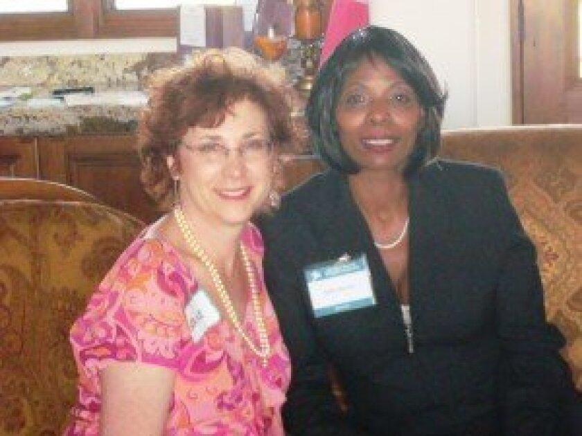Dana Bristol-Smith and Ruth Batton. Courtesy photo