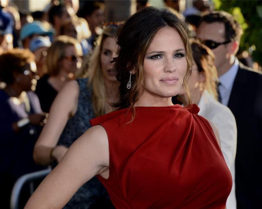 La actriz estadounidense Jennifer Garner. EFE/Archivo