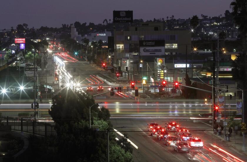 Crenshaw Boulevard