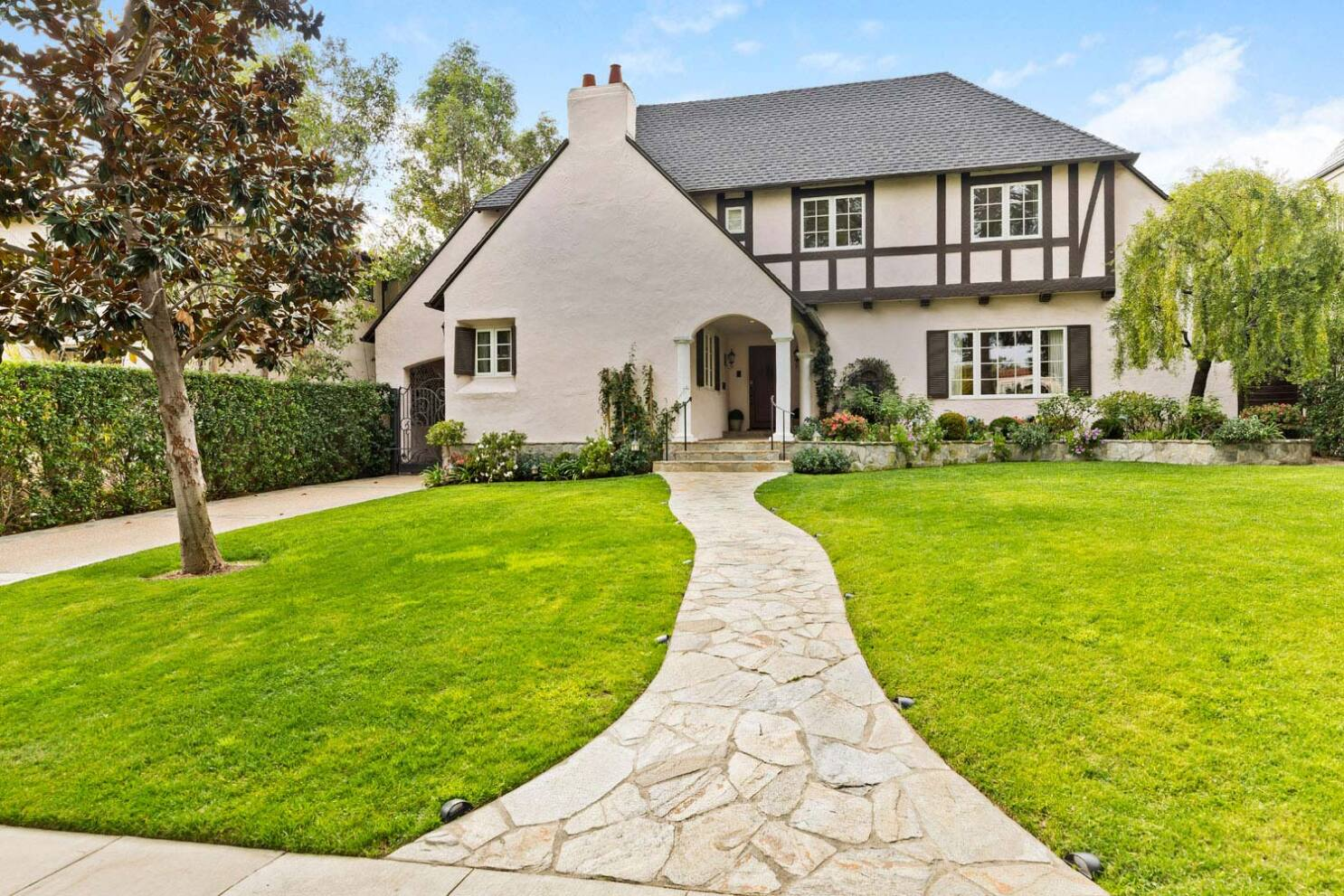 Producer James Brubaker looks to cast a tenant for Beverly Hills home