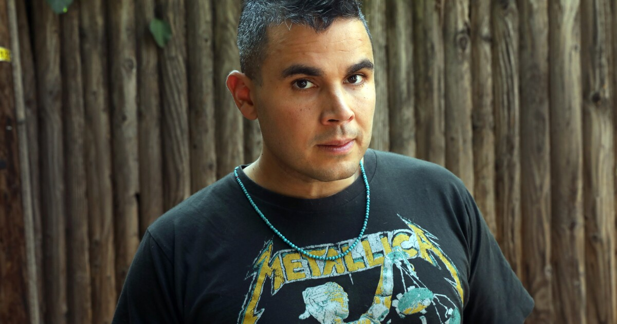 Ex-Vampire Weekend Rostam talks oppression, mushrooms, Bruce - Los Angeles Times