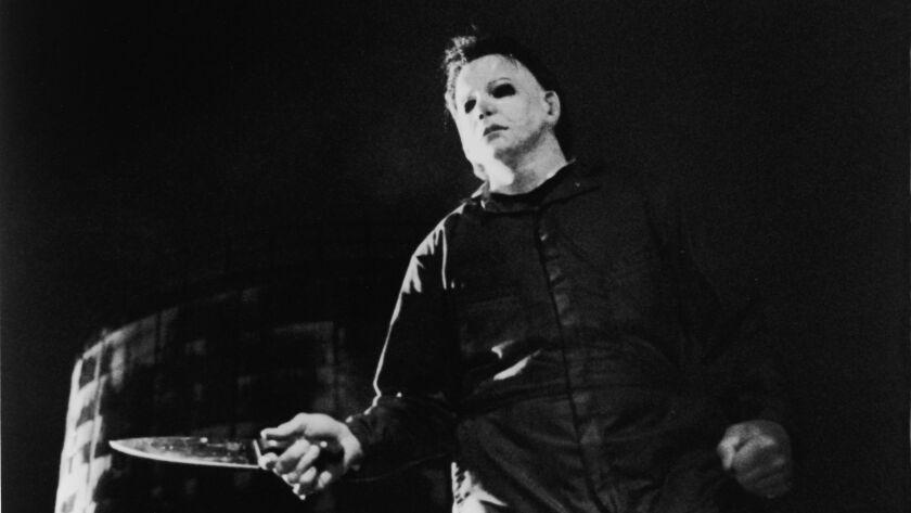 Michael Myers In 'Halloween'