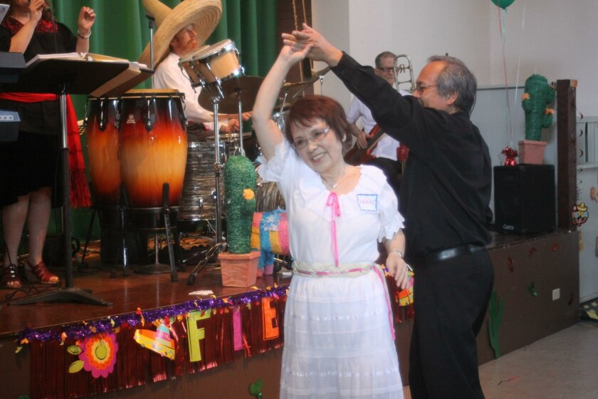 """Although not technically on the """"cinco"""" of May, the La Jolla Rec Center's annual spring dance for those ages 55 and older will start at 5:30 p.m. Friday, May 6 with musical entertainment by the A-Team and dinner and desserts. $15. 615 Prospect St. (858) 552-1658. bit.ly/ljreccenter"""