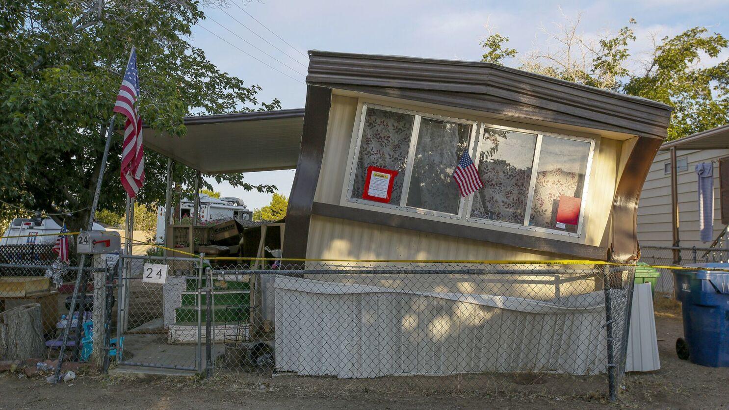 Ridgecrest earthquake just a taste of destruction San Andreas could unleash