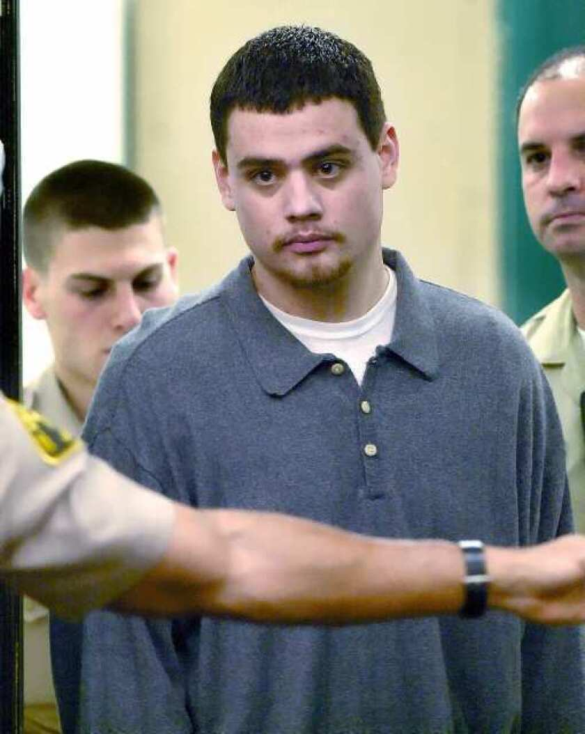 Man pleads guilty to killing Burbank police officer in 2003