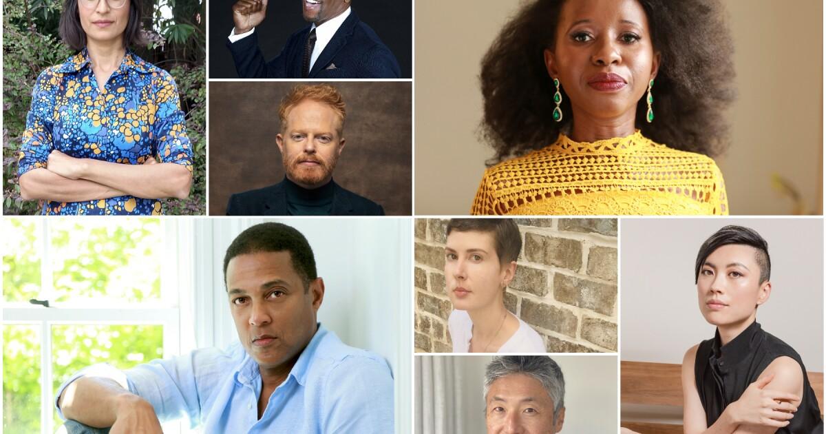 L.A. Times Festival of Books lineup: Don Lemon, Douglas Stuart, Zooey Deschanel and more
