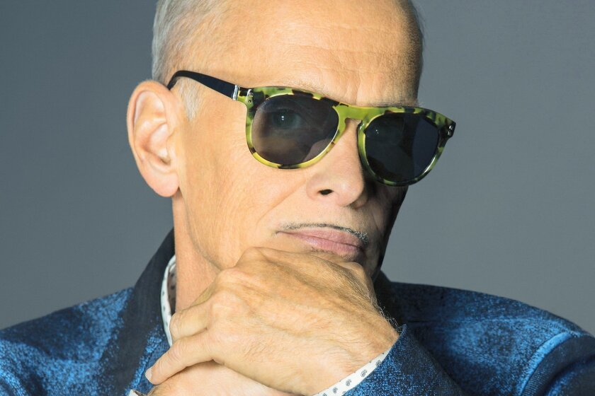 """John Waters, director of """"Hairspray"""" and other cult films."""