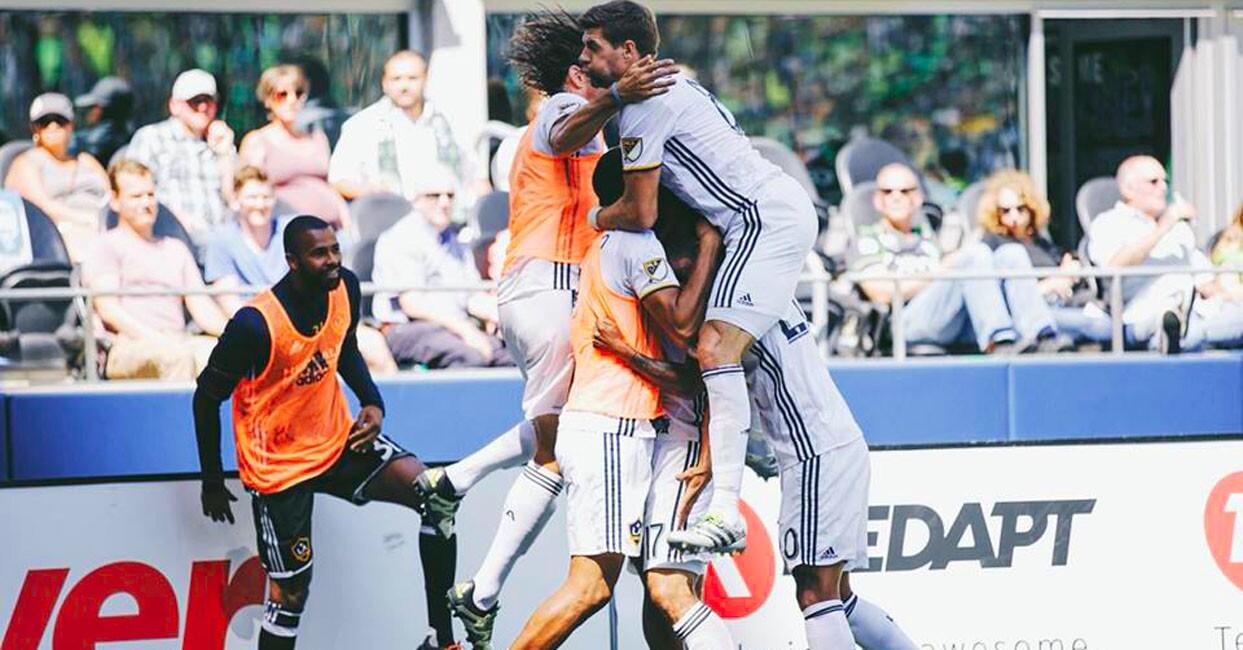 MLS: Sounders 1-1 Galaxy