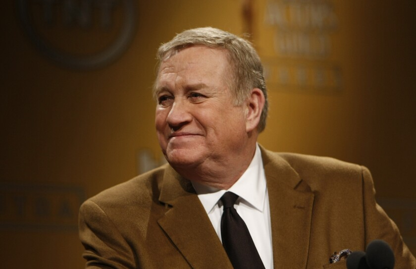 Ken Howard, the first elected president of the Screen Actors Guild-American Federation of Television and Radio Artists.