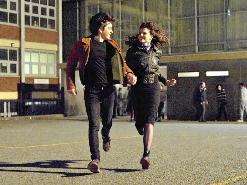 Review: 'Sing Street' cranks up great pop music and one young man's dreams